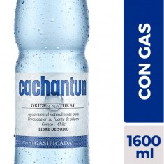 Agua Cachantun con gas 1.6ml