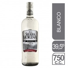 Ron Sierra Morena Blanco 39.5º 750ml